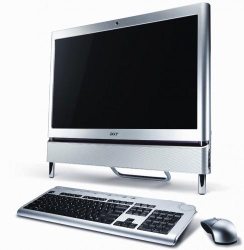 acer all in one monitor e desktop notebook acer. Black Bedroom Furniture Sets. Home Design Ideas